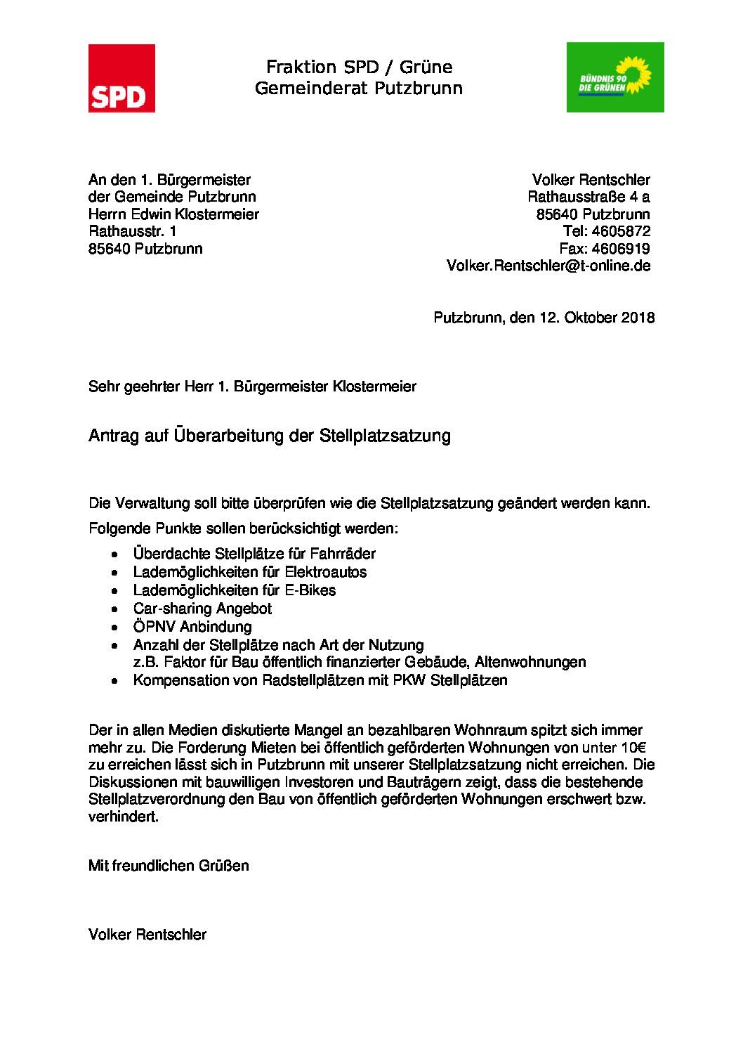 thumbnail of Stellplatzsatzung